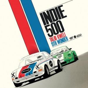 Deltantera: Talib Kweli y 9th Wonder - Indie 500