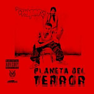Deltantera: Tankeone - Planeta del terror