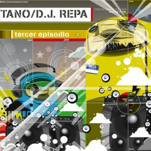 Deltantera: Tano y Dj Repa - Tercer episodio