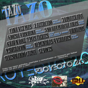 Trasera: Tazo - Proyecto 2.0 (2014)