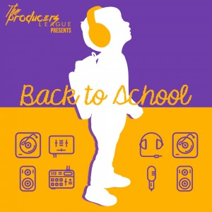 Deltantera: The producers league - Back to school (Instrumentales)