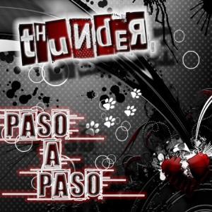Deltantera: Thunder - Paso a paso