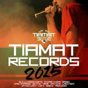 Deltantera: Tiamat Records - Recopilatorio 2015