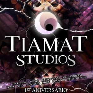 Deltantera: Tiamat studios - Recopilatorio 2011