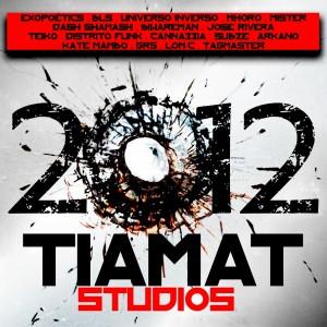 Deltantera: Tiamat studios - Recopilatorio 2012