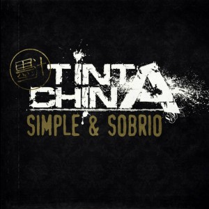 Deltantera: Tinta China - Simple y sobrio