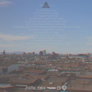 Trasera: Tobal y Sk. Ruiz - Masala