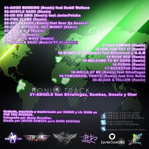 Trasera: Top gang - G-MIX Vol. 2