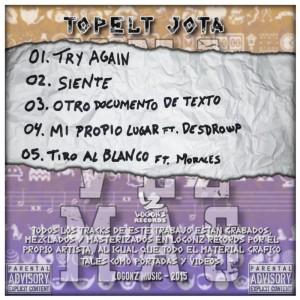 Trasera: Topelt Jota - Una vez más