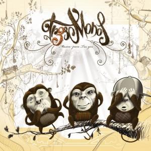 Deltantera: Tr3s monos - Musica para tus ojos