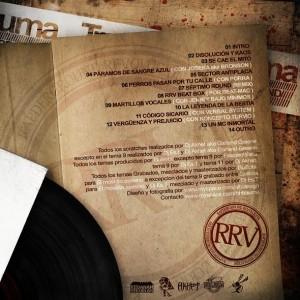 Trasera: Trauma - Rapderground revolucion