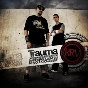 Deltantera: Trauma - Rapderground revolucion