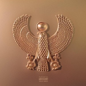 Deltantera: Tyga - The gold album: 18th dynasty