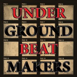 Deltantera: Underground beatmakers - Vol. 1 (Instrumentales)