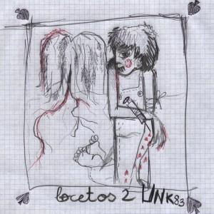 Deltantera: Unk - Bocetos 2