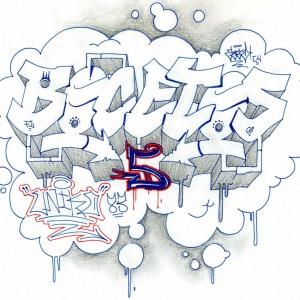 Deltantera: Unk - Bocetos 5