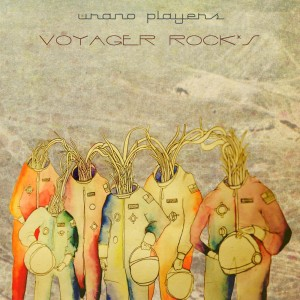 Deltantera: Urano Players - Voyager rocks
