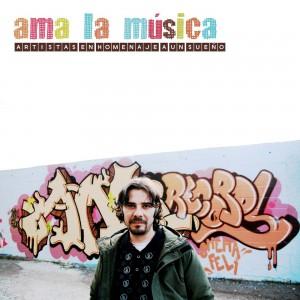 Deltantera: VVAA - Ama la música - Artistas en homenaje a un sueño