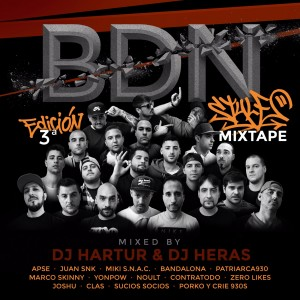 Deltantera: VVAA - BDN Style 3ª Edición (Mixtape)