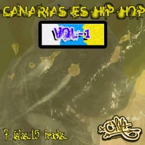 Deltantera: VVAA - Canarias es Hip-Hop