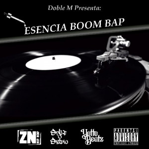 Deltantera: VVAA - Esencia Boom Bap