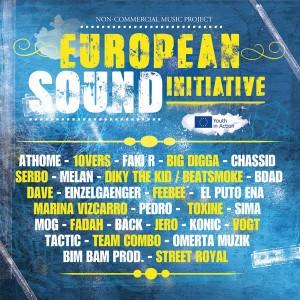 Deltantera: VVAA - European sound initiative