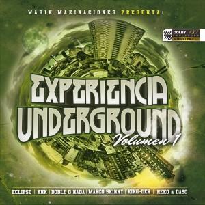 Deltantera: VVAA - Experiencia underground Vol. 1