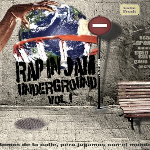 Deltantera: VVAA - Rap in jam underground Vol. 1
