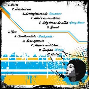 Trasera: VVAA - Soul classics Vol. 1 (Instrumentales)