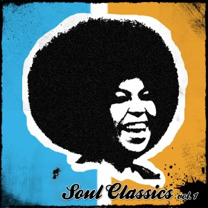 Deltantera: VVAA - Soul classics Vol. 1 (Instrumentales)