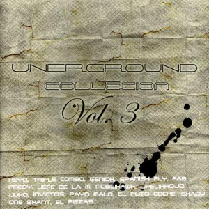 Deltantera: VVAA - Underground collection Vol. 3