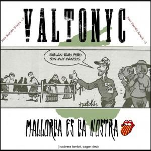 Deltantera: Valtonyc - Mallorca es ca nostra