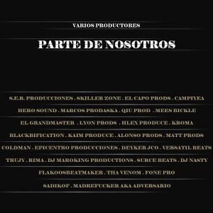 Deltantera: Varios Productores - Parte de nosotros (Instrumentales)