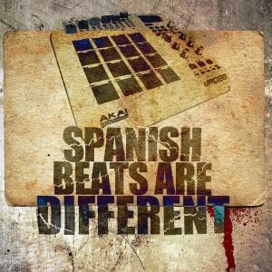 Deltantera: Varios producctores - Spanish beats are different (Instrumentales)