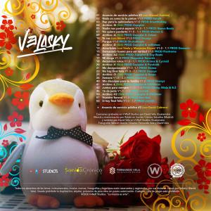 Trasera: Velasky - Juntos para siempre: Beta