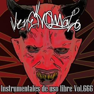 Deltantera: Venenomalo - Instrumentales Vol. 666