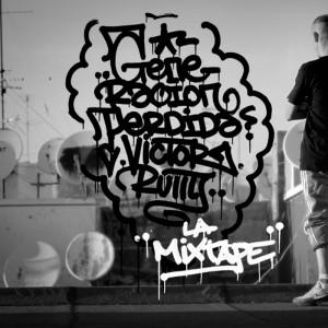 Deltantera: Victor Rutty - Generación perdida (La mixtape)