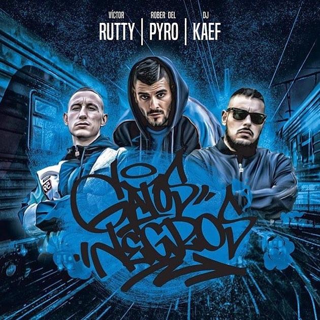Victor Rutty, Rober del pyro y Dj Kaef - Gatos negros (Escucha)