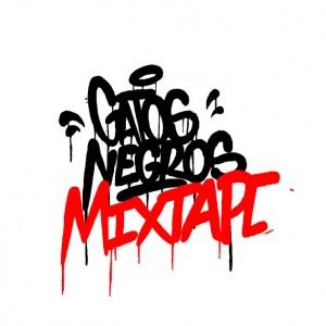 Deltantera: Victor Rutty, Rober del pyro y Dj Kaef - Gatos negros mixtape