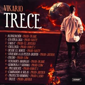 Trasera: Vikario - Trece