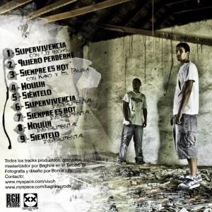 Trasera: Vixoh - Supervivencia