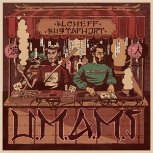 Deltantera: W.Cheff y Bustaphort - U.M.A.M.I.