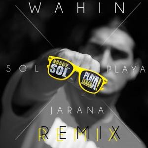 Deltantera: Wahin - Sol, playa, jarana (Remix)