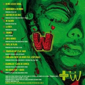 Trasera: Wane - Parental advisory beautiful lyrics