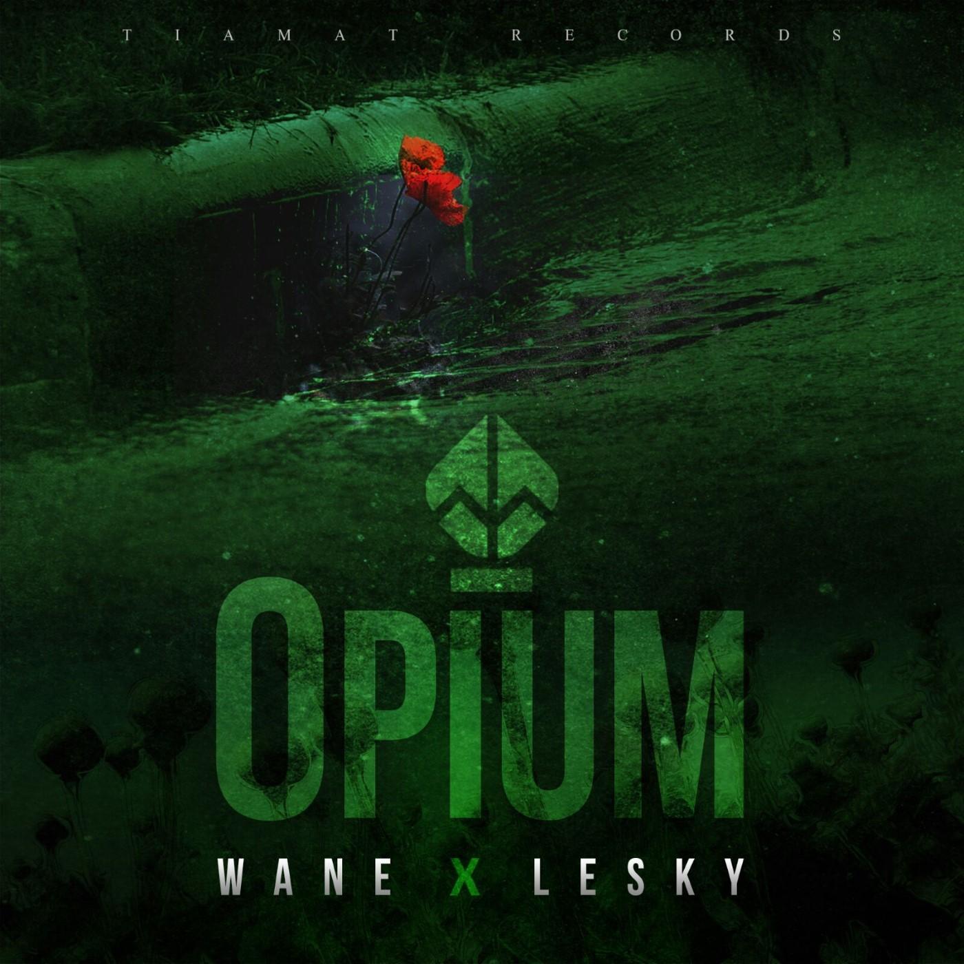Wane y Lesky - Opium (Ficha con tracklist)