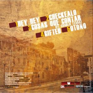 Trasera: Watios - Checkealo EP