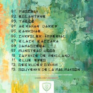 Trasera: Weeda Soul y -bushido- - 13th Roses (Instrumentales)