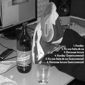 Trasera: Wol y Maestro Gute - Sunday