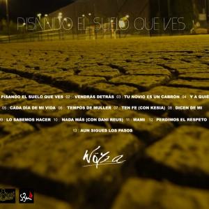 Trasera: Wöyza - Pisando el suelo que ves
