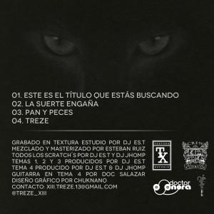 Trasera: XIII - Treze (Maxi)